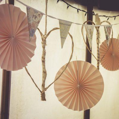 DIY Marquee Decoration Ideas The Venue