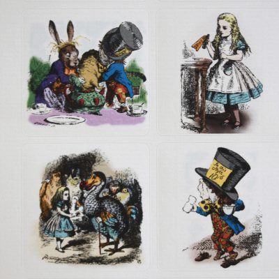 Alice in Wonderland National Story Telling Week Ideas LLAIWLST1