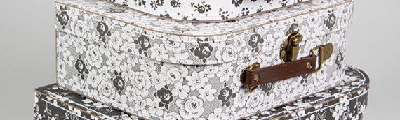 Mini Suitcase Giftbox Idea