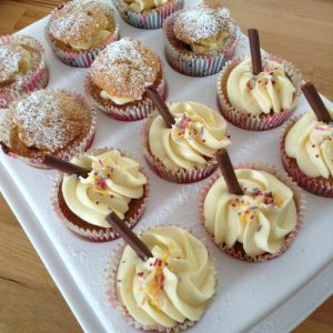 Afternoon Tea Ideas UK Cup Cakes
