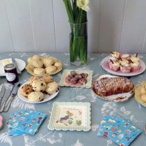 Afternoon Tea Ideas UK Tea and Scones