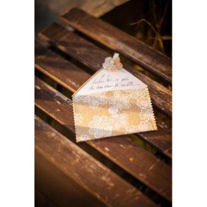 Lace Envelopes Placecards