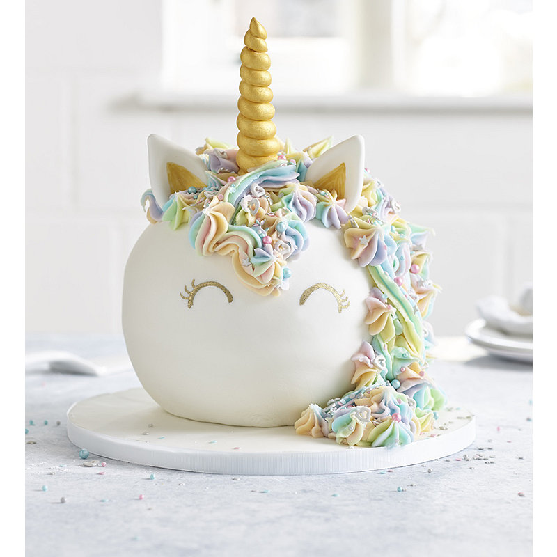 Unicorn Cake Childrens Party