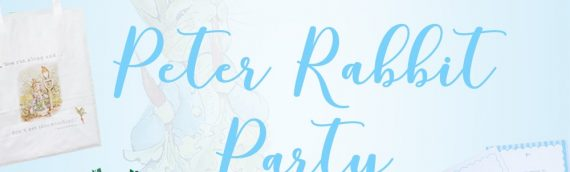 Peter Rabbit Party Ideas and Celebrations