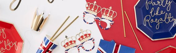 Royal Wedding and Street Party Ideas